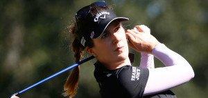 Zum Auftakt der CME Group Tour Championship erspielte sich Sandra Gal den zweiten Rang. (Foto: Getty)