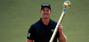 Henrik STenson gewinnt die World Tour Championship in Dubai. (Foto: Getty)