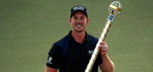 Henrik STenson gewinnt die World Tour Championship in Dubai. (Foto: Getty)