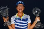 Lydia Ko gewinnt das Saisonfinale der LPGA Tour, die CME Group Tour Championship. (Foto: Getty)