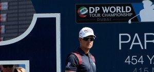 Der Schwede Henrik Stenson liegt in Dubai mal wieder ganz vorne. Jedoch muss er sich den ersten Platz vorerst mit Rafa Cabrera-Bello teilen. (Foto: Getty)