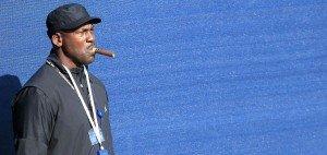 """Das war nicht nett. 'His Airness' Michael Jordan rutscht im Fernsehen ein abwertender Kommentar über Barack Obama raus: """"Er ist ein besch***ener Golfer."""" Absicht oder Vershen? (Foto: Getty)"""