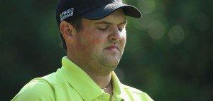 Hässlicher Fluch nach einem verschobenen Putt - Patrick Reed steht in der Kritik. (Foto: Getty)
