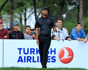 Zwei Millionen Dollar war den Veranstaltern 2012 Tigers erster Besuch in der Türkei wert. (Foto: Getty)