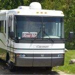 Beliebtes Reisemittel: Das Wohnmobil. (Foto: Getty)