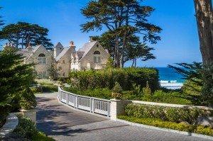 30-Millionen-Villa in Pebble Beach.
