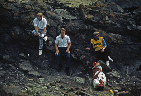 1977 British Open at Turnberry Golf Club