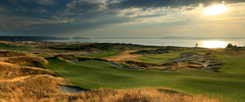 Mit dem GolfBoard zur US Open 2015