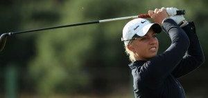 Sophia Popov spielt zur Zeit im Rahmen der LPGA Q School um eines der 45 begehrten Tickets für die Tour der besten Golferinnen weltweit. (Foto: Getty)