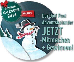 Hier mitmachen beim Golf Post Adventskalender 2014 (Foto: Golf Post)