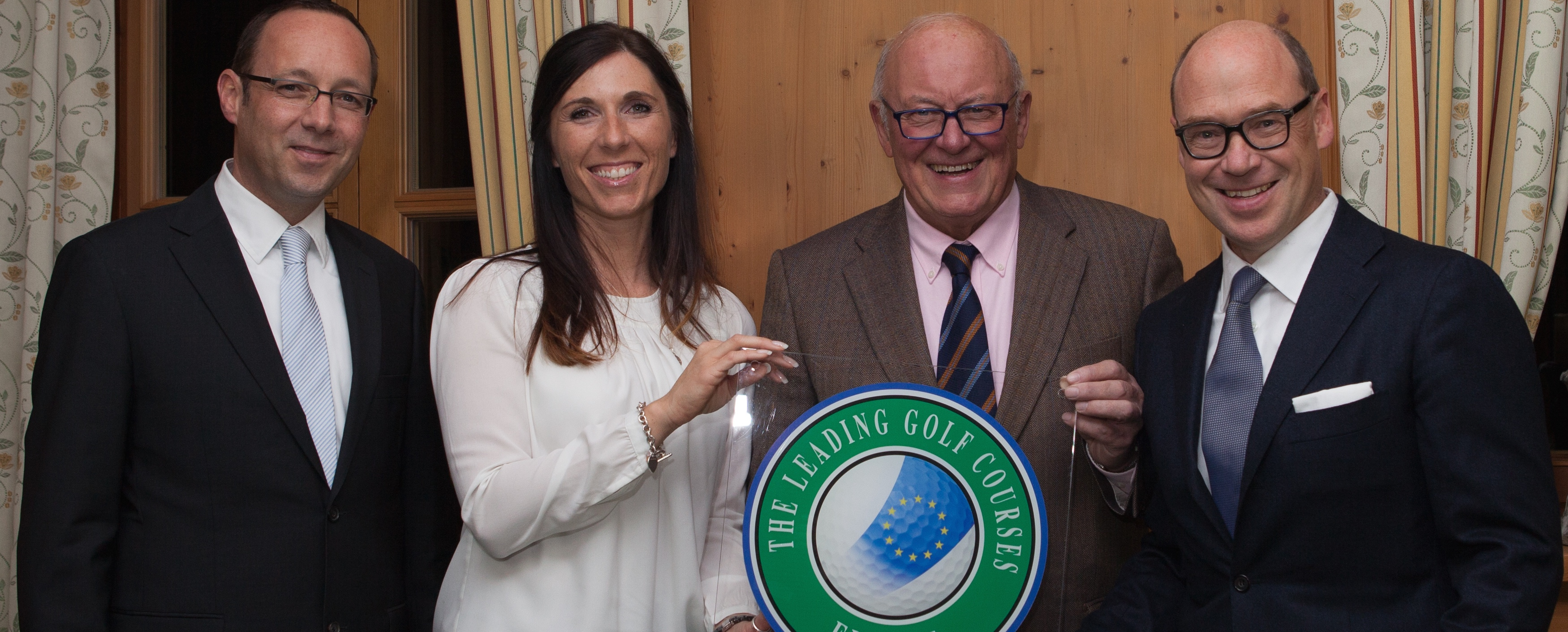 "Golfclub Margarethenhof zählt zu ""Leading Golf Courses Europe"""