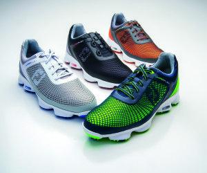 Vier Farben stehen zur Wahl. (Foto: FootJoy)