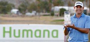 Der strahlende Sieger der Humana Challenge: Bill Haas. (Foto: Getty)