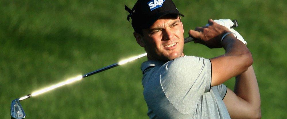 Martin Kaymer fand sich beim Auftakt der Omega Dubai Desert Classic zusammen mit Maximilian Kieffer in der Spitzengruppe wieder.