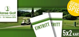 Golf Post Gewinnspiel zur Hanse Golf in Hamburg