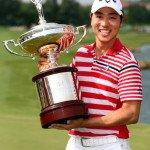 Sang-Moon Bae nach seinem ersten PGA-Tour_sieg 2013. (Foto: Getty)