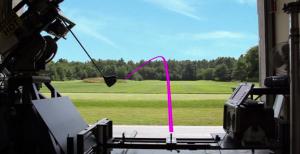 Harte Kurve, wenn die Dimples nur auf einer Seite sind. (Foto: Youtube)