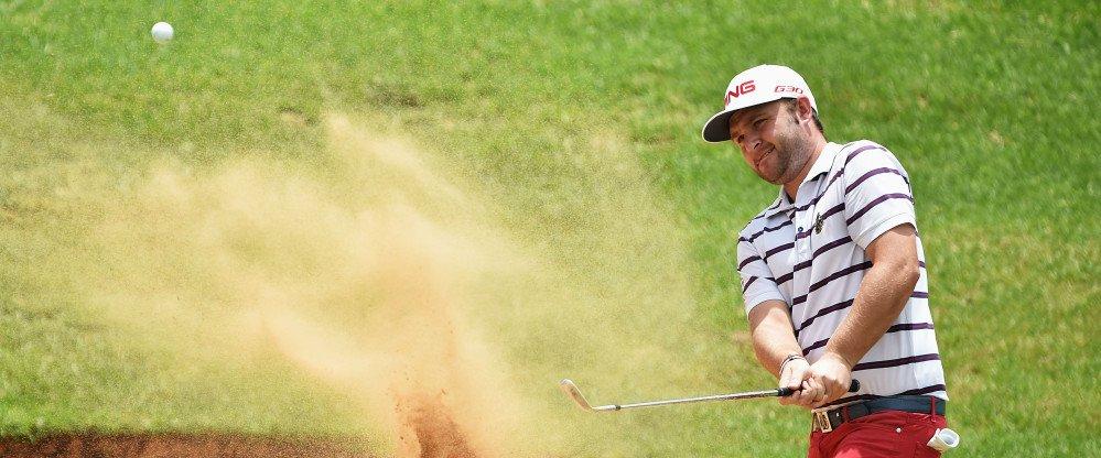 Aus dem Nichts ins Stechen und weiter zum Sieg: Andy Sullivan gewinnt das erste Turnier 2015. (Foto: Getty)