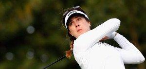 Sandra Gal Pure Silk Bahamas LPGA Classic