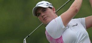 Caroline Masson liegt nach zwei Runden der Honda LPGA Thailand auf dem dritten Rang. (Foto: Getty)