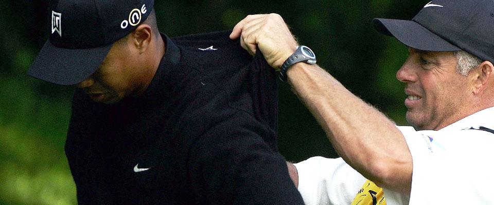 Und wieder muss Tiger Woods wegen seiner Rückenbeschwerden aufgeben - wie nachhaltig ist die Verletzung? (Foto: Getty)