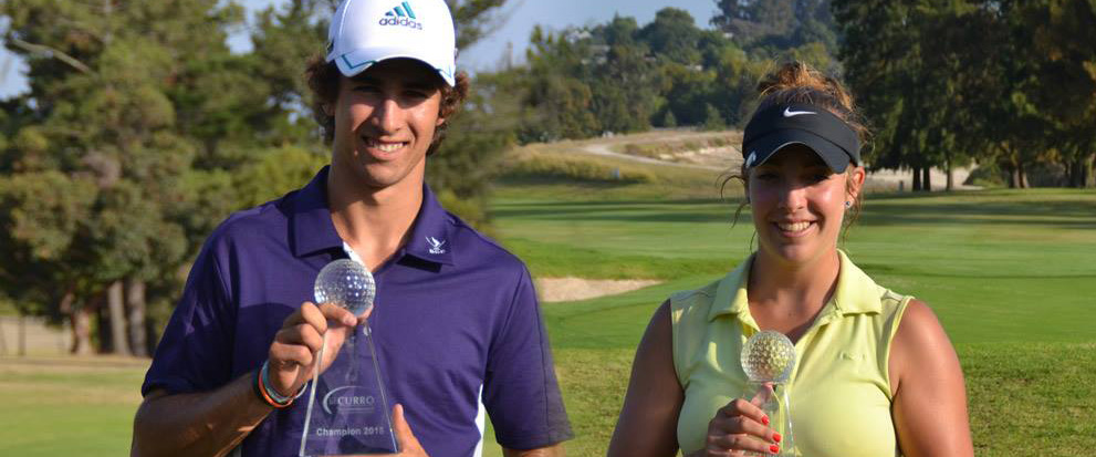 Die Sieger der CURRO South African Juniors International im Durbanville Golf Club. (Foto: Facebook)