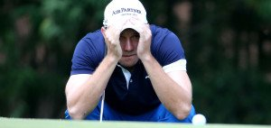 Maximilian Kieffer legt bei der Africa Open eine starke zweite Runde hin. (Foto: Getty)