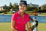 Erneuter Sieg für die Weltranglistenerste: Lydia Ko gewinnt die NZ Women's Open. (Foto: Getty)