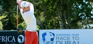 Maximilian Kieffer spielt bei der Africa Open in Südafrika ganz vorne mit. (Foto: Getty)