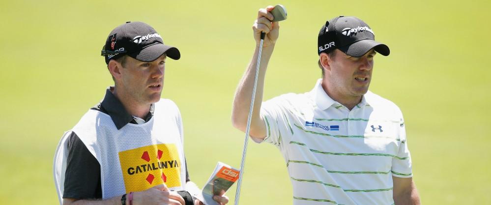 Raus aus dem Bag und rein mit dem Ball - Richie Ramsay eilt mit Taylormade und Cleveland zum dritten Titel auf der European Tour. (Foto: Getty)