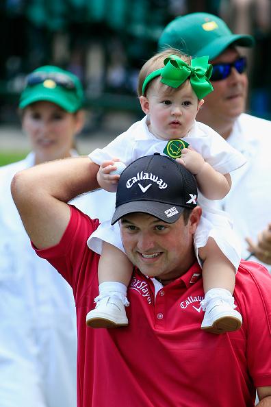 Vater und Tochter Reed (Foto: Getty)