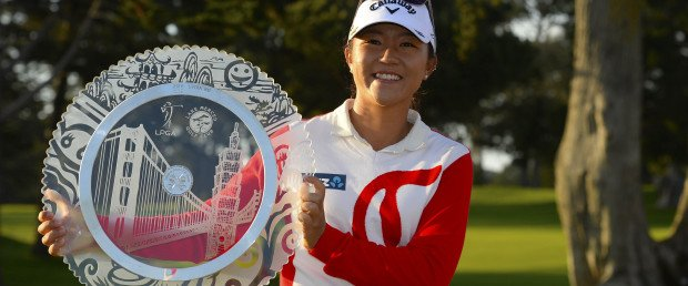 Lydia Ko gewinnt auf der LPGA ihren ersten Titel im Erwachsenenalter. (Foto: Getty)