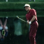 Bernhard Langer 1993. (Foto: Getty)
