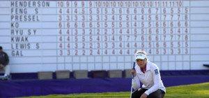 Brooke Henderson hat den Sieg bei der Swinging Skirts LPGA Classic fest anvisiert. (Foto: Getty)