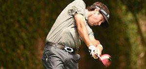 Bubba Watson gehört zu den Spielern auf der PGA Tour mit der höchsten Schlägerkopfgeschwindigkeit. (Foto: Getty)