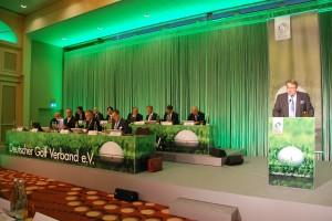 Vorstand Deutscher Golf verband
