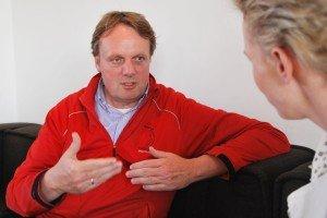 Guido Tillmanns: Geschäftsführender Gesellschafter beim Kölner Golfclub und Director of Golf & Cruise bei Hapag Lloyd. (Foto: Golf Post)