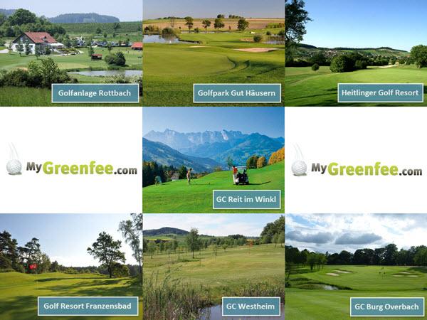 Greenfees für diese Anlagen können Sie gewinnen. (Foto: MyGreenfee.com)
