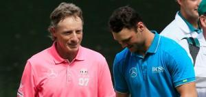 Bernhard Langer und Martin Kaymer sind die deutschen Hoffnungen beim Masters in Augusta. (Foto: Getty)