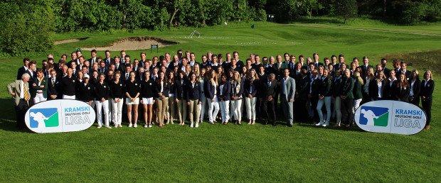 Die Kramski Deutsche Golf Liga startet am 22. Mai in ihre vierte Saison. (Quelle: DGV/stebl)
