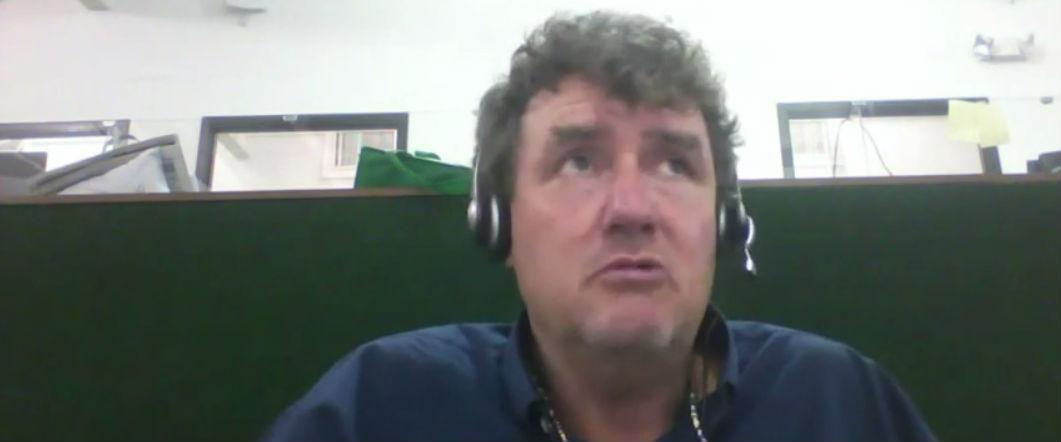 Peter auf der Heyde ist vor Ort in Augusta und gibt seine Einschätzungen vor dem Finaltag ab. (Foto: Golf Post)
