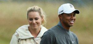 Lindsey Vonn und Tiger Woods trennten sich Anfang Mai. (Foto: Getty)