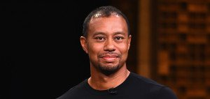 Tiger Woods nimmt großen Anteil an seinen Fans. (Foto: Getty)