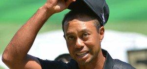 """Tiger Woods präsentiert sich neuerdings als """"netter"""" Typ. (Foto: Getty)"""