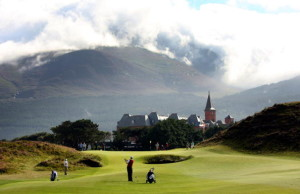 Royal County Down, Loch 9