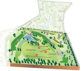Erster Bauabschnitt der GolfCity Golfanlage München Puchheim. (Bild: GolfCity)