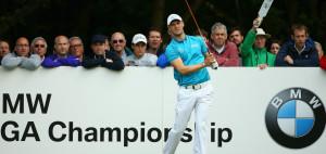 Martin Kaymer übersteht bei der BMW PGA Championship sicher den Cut. (Foto: Getty)