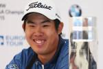 Byeong-Hun An konnte sein Glück nach der BMW PGA Championship kaum fassen. (Foto: Getty)