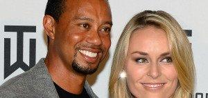 Gehen nun getrennte Wege: Lindsey Vonn und Tiger Woods. (Foto: Getty)