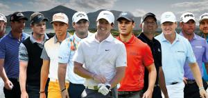 Rory McIlroys Stiftung fungiert in dieser Woche als Gastgeberin der Irish Open. Viele Stars sind dem Ruf des Nordiren gefolgt. (Foto: Twitter @McIlroyRory)